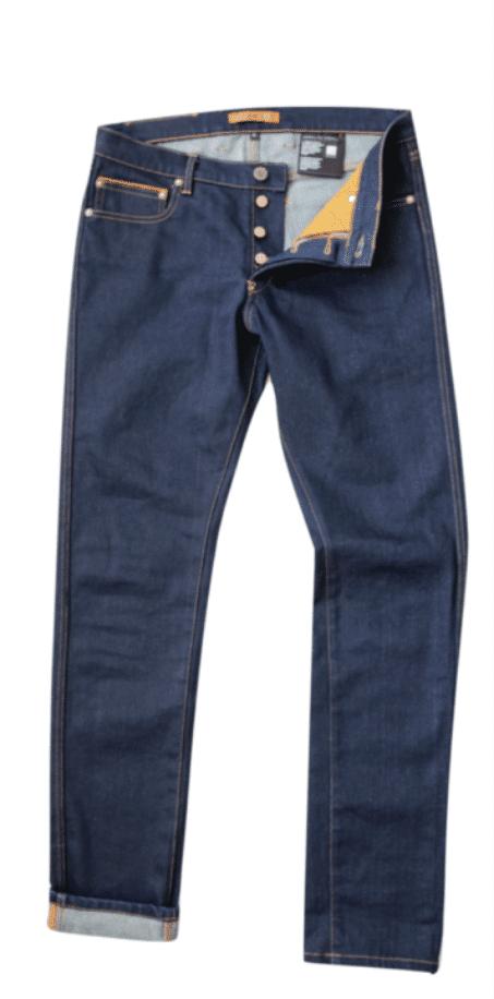 Photo d'un jean neuf