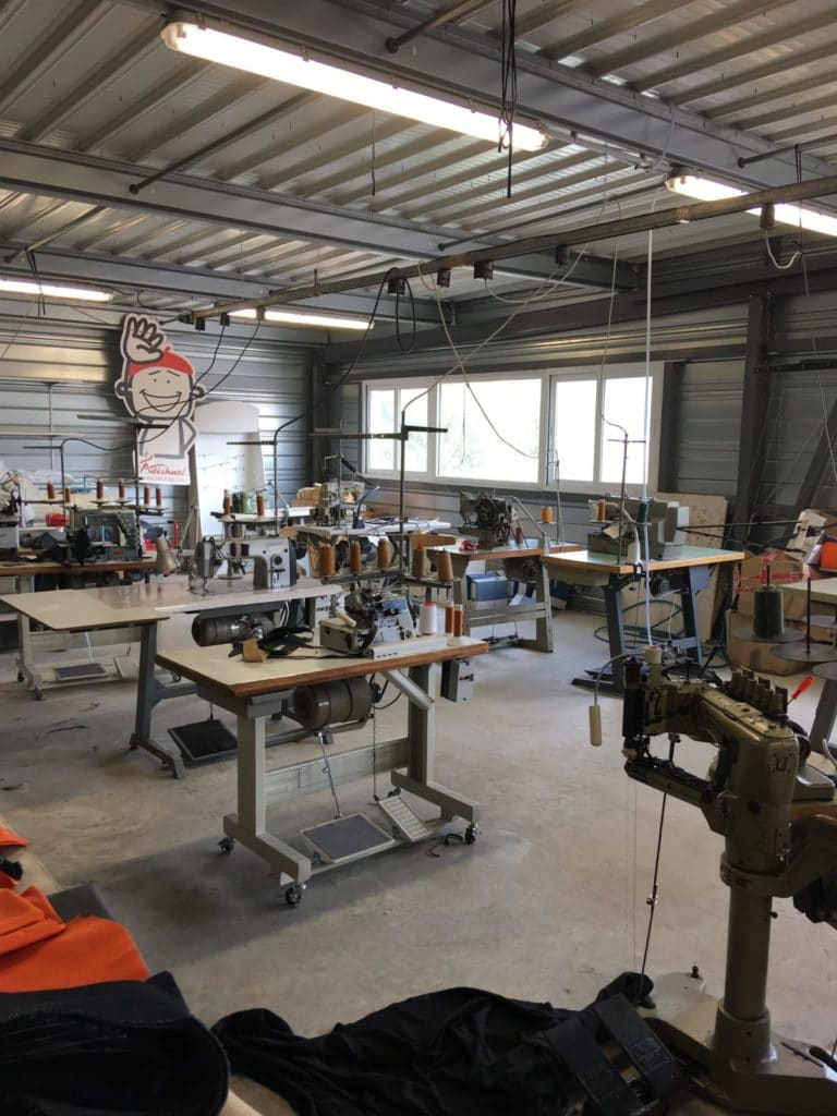 Atelier de Confection des Jeans BOLID'STER à Capbreton