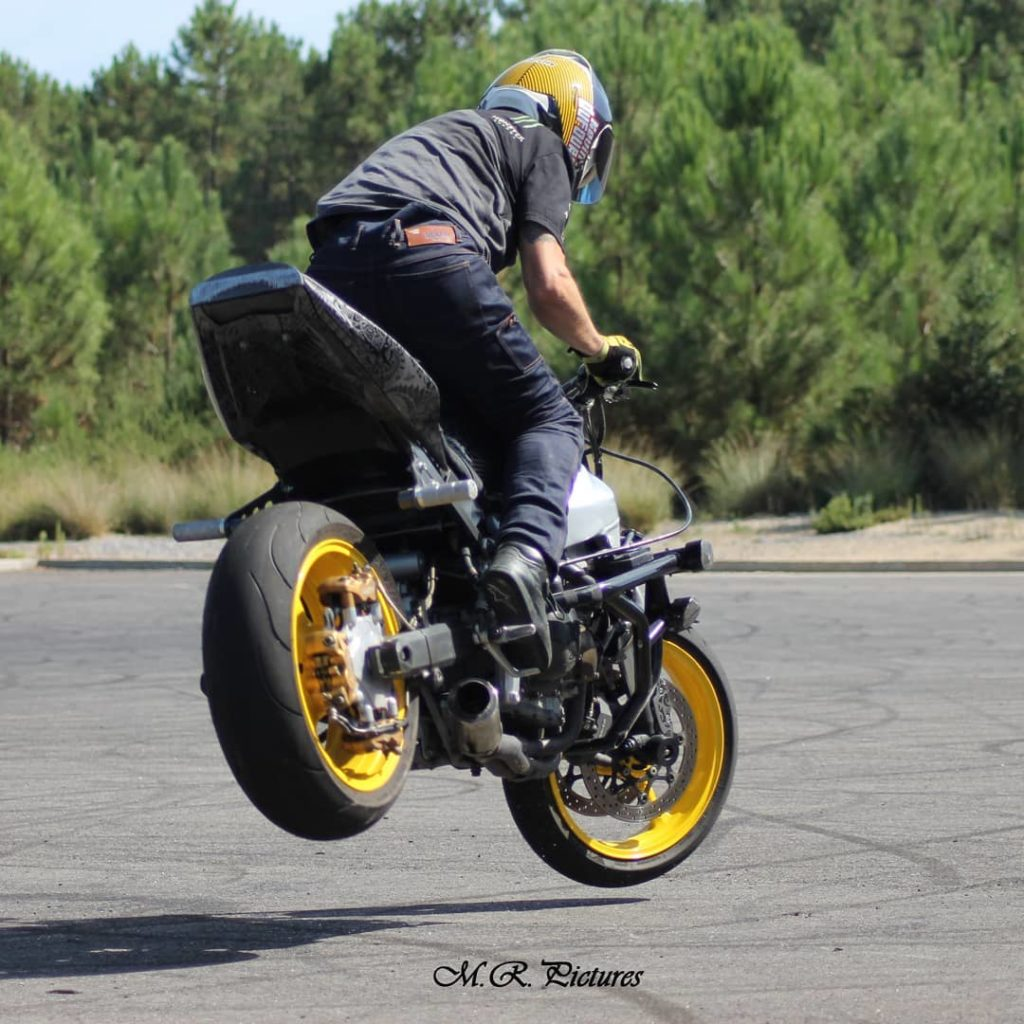 Kevin Dufourg Stunt Rider